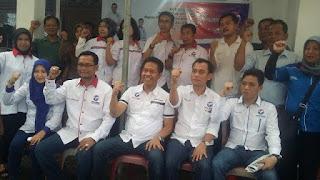DPC Partai Perindo Kota Palembang Gelar Konsolidasi