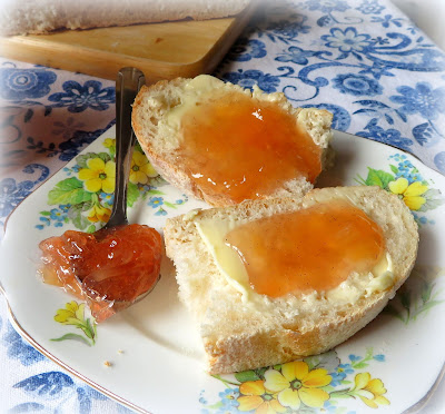 Rhubarb, Vanilla & Cardamom Jam