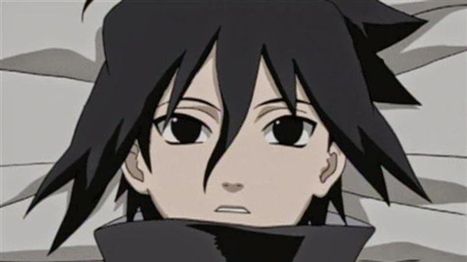 Sasuke Uchiha de niño