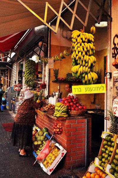 Tel Aviv Alltag