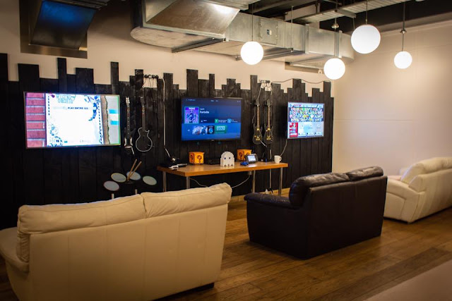 5 Days Out for Tweens and Teens at The Gate, Newcastle  - inside The CTRL Pad
