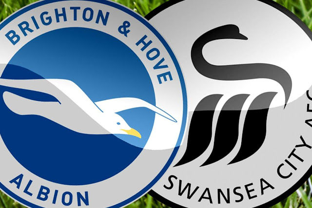 Brighton vs Swansea - Highlights & Full Match