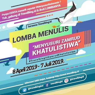 Lomba Menulis Artikel Nasional 2019 [07/07/2019]