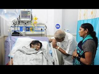 College teacher acid attack Bhopal
