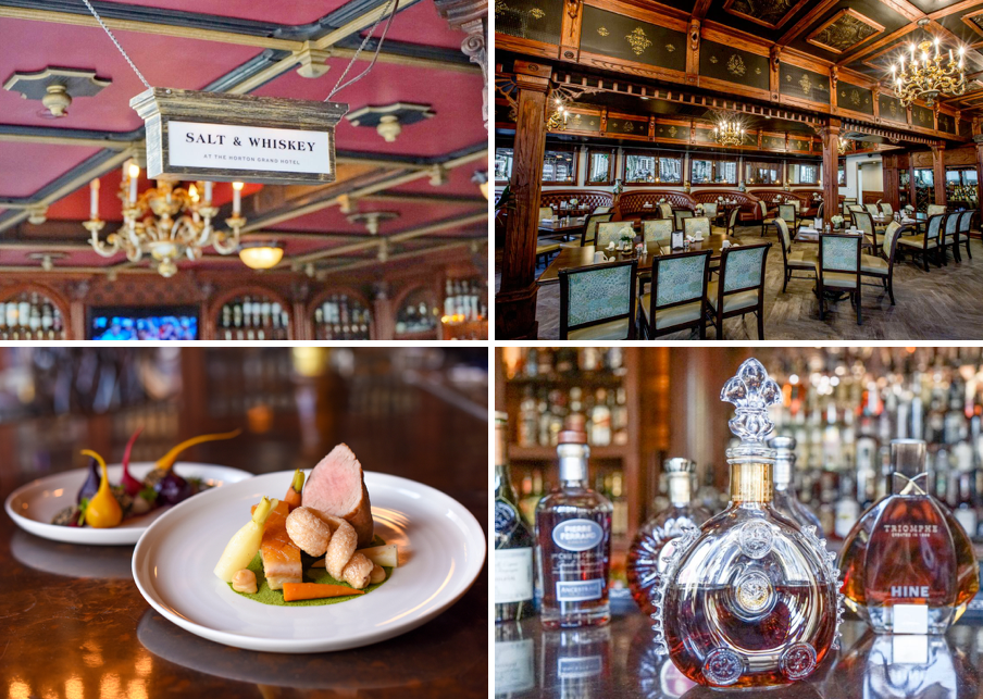 Sandiegoville Salt Whiskey Now Open At Historic Horton Grand Hotel In Downtown San Diego