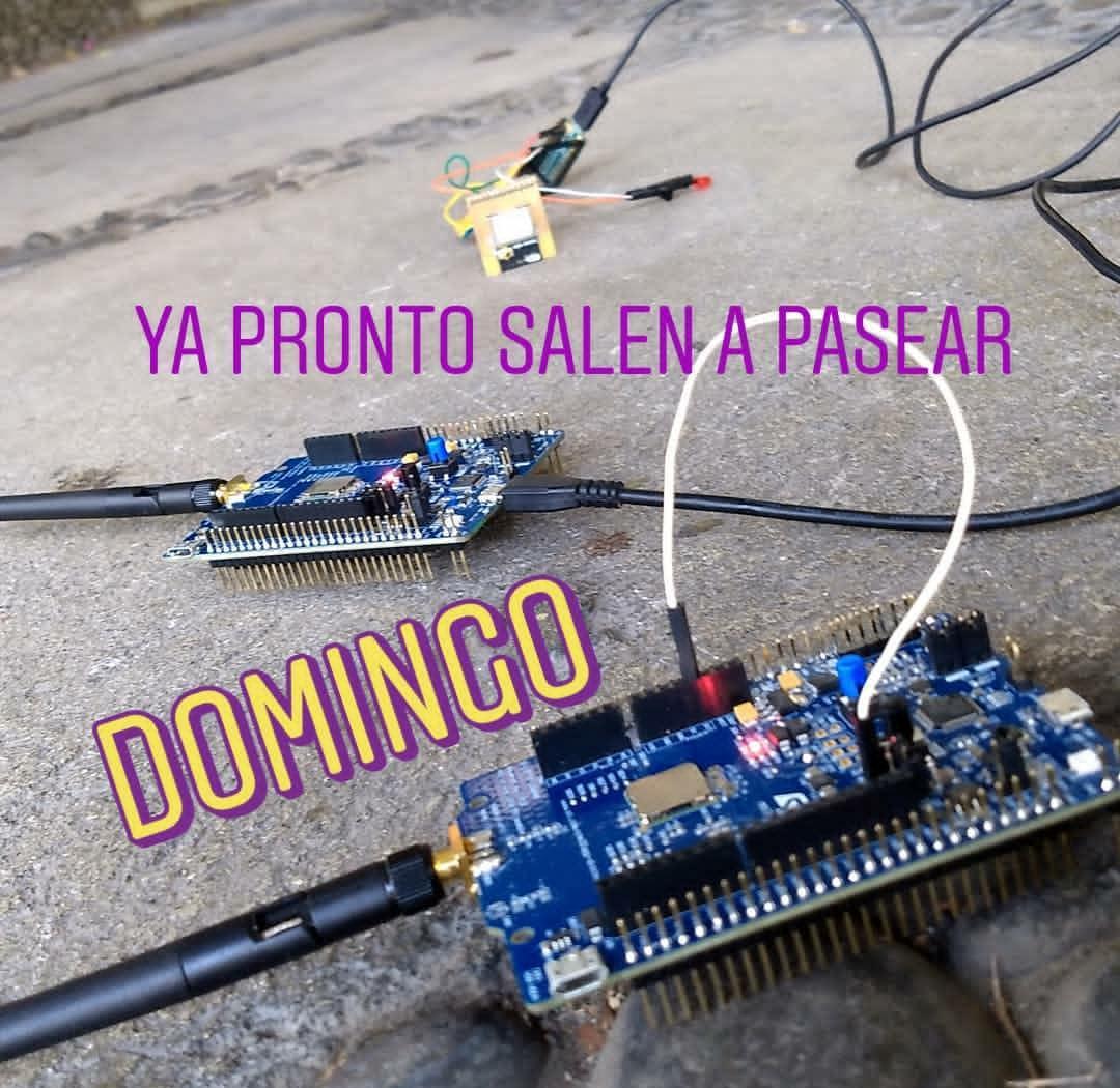 Cdigo Tips Y Programas Varios Iot Para Principiantes Luces Usb Campod Breakout Board For Cnc Machine Control La Prueba