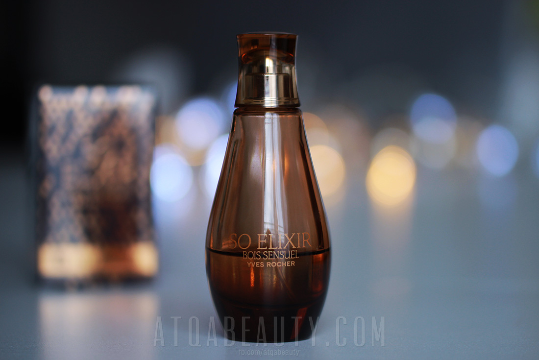Zapachy :: Tul mnie – Yves Rocher So Elixir Bois Sensuel EDP [recenzja]