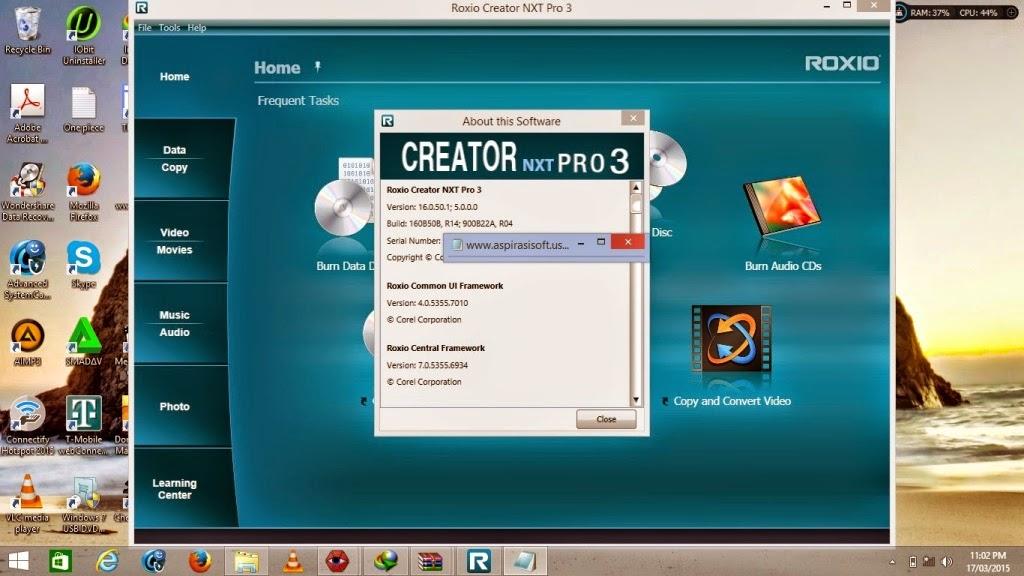 Crack de roxio easy media creator 9 free.