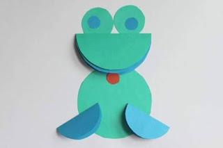 أفكار لعمل أنشطة فنية لأطفال الحضانة 11904656_16058597163