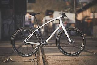 Foto della Rose Bikes CPTL - la nuova urban bike in carbonio