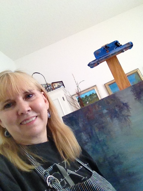 Amber Palomares Impressionist Paintings