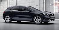 Bảng thông số kỹ thuật Mercedes GLA 200 2019