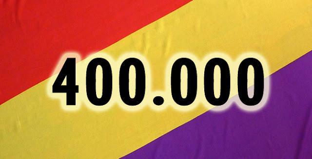 República Española supera los 400.000 seguidores en facebook