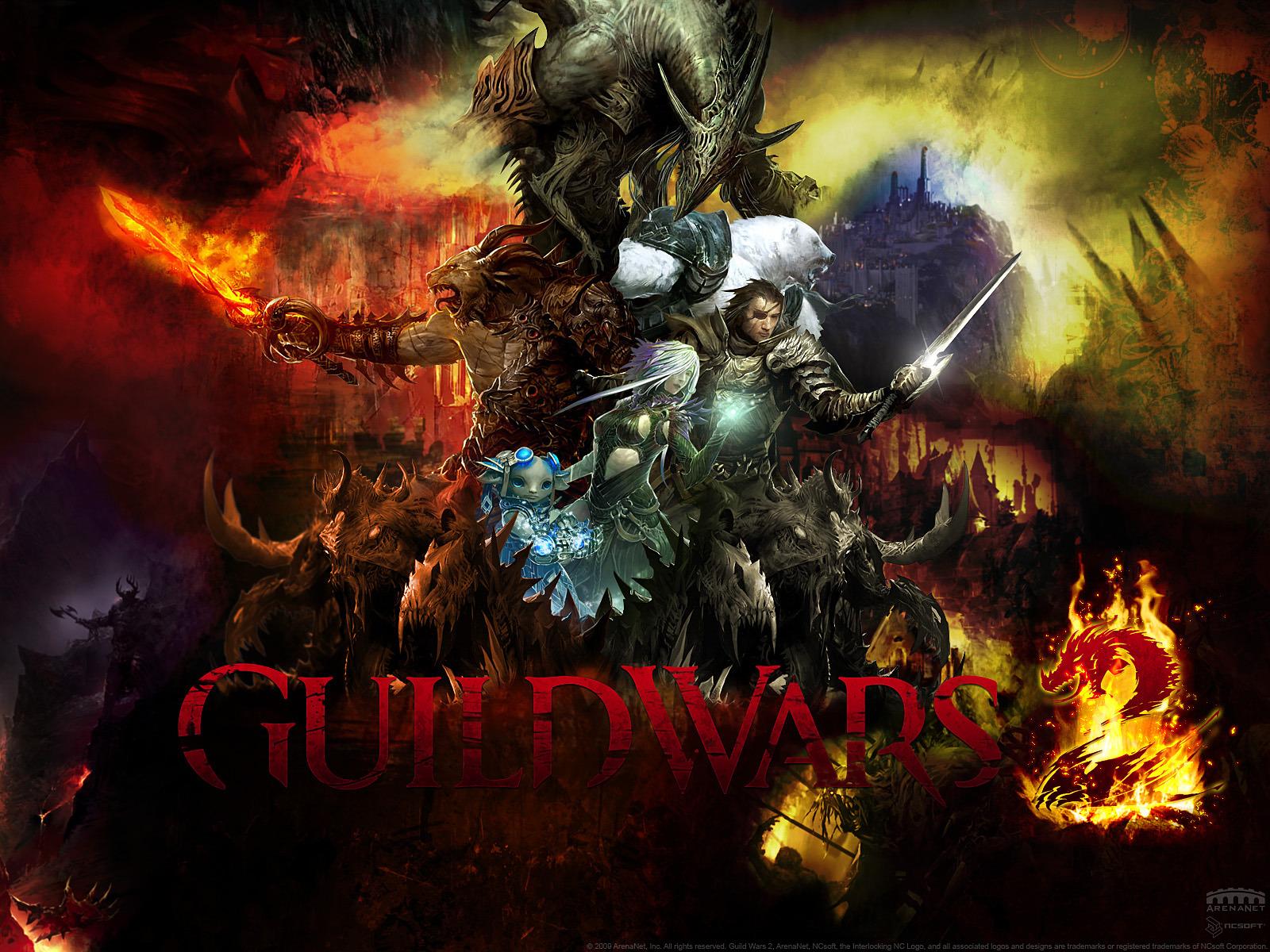 "Guild Wars 2 Video Games Charr Wallpapers Hd Desktop: Being ""Counterproductive"""