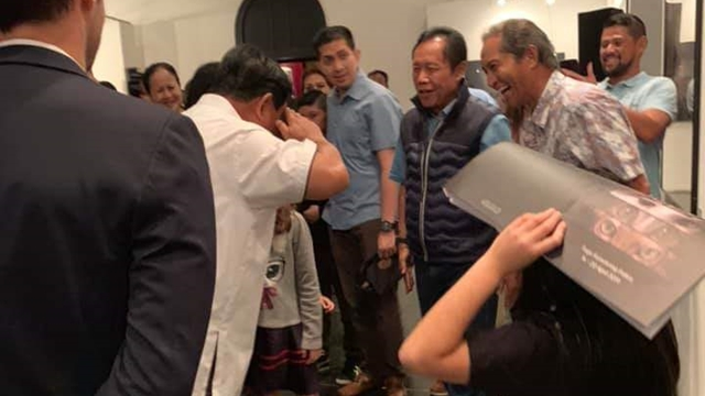 Lihat Prabowo Bakal Menang, Eks KaBIN Sutiyoso Datangi Hambalang