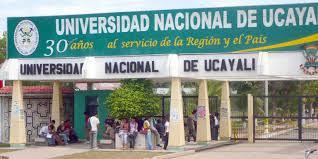 Carreras y cronograma Universidad Nacional de Ucayali Examen de admisión UNU 2016-3 27 de marzo