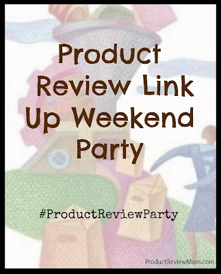 Product Review Weekend Link Up Party #ProductReviewParty #126  via  www.productreviewmom.com