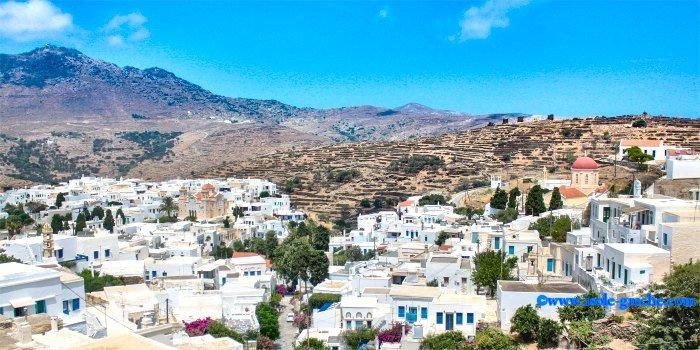 La Lambrovdomada, la settimana di Pasqua a Tinos