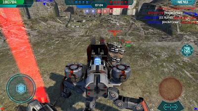 لعبة War Robots, لعبة War Robots مهكرة, لعبة War Robots للأندرويد, لعبة War Robots كاملة