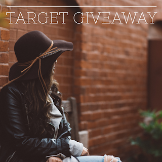 Enter the Target Insta Giveaway. Ends 12/13. Open WW