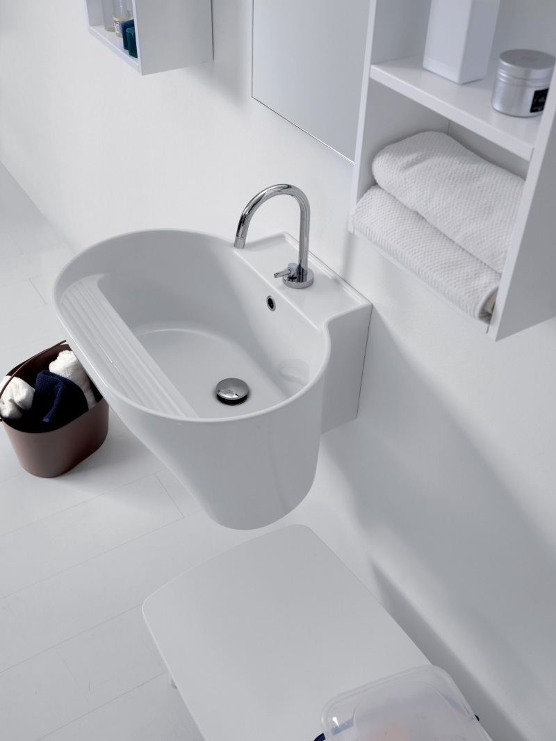 mini lavabo-lavatoio TINO
