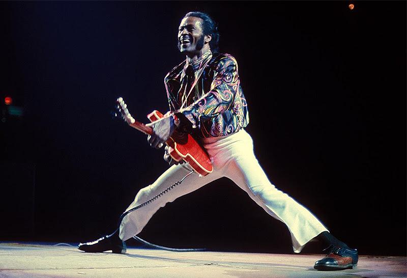 Chuck Berry, pionnier du rock'n'roll, a rejoint le paradis