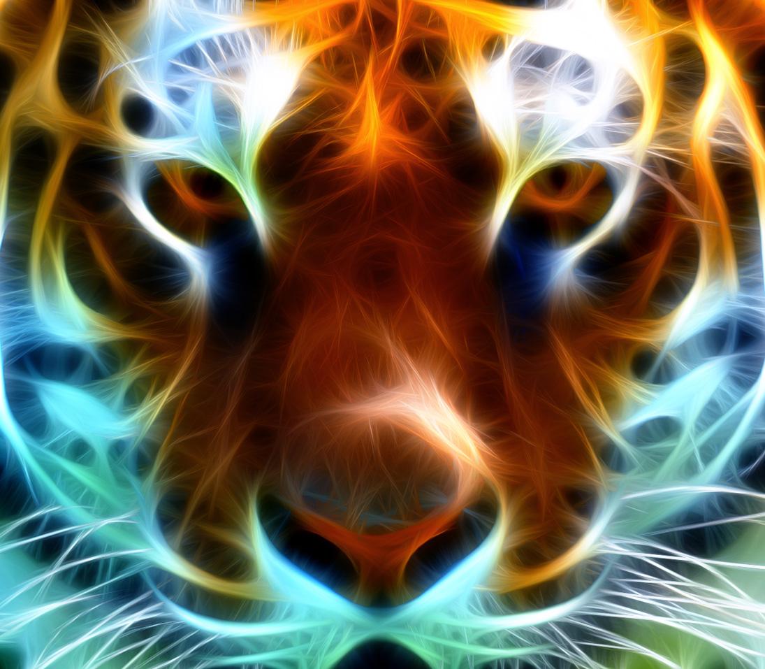 Mortinatos hay tigres - Cool animal wallpaper light ...