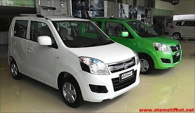 Daftar harga Suzuki Karimun Wagon R