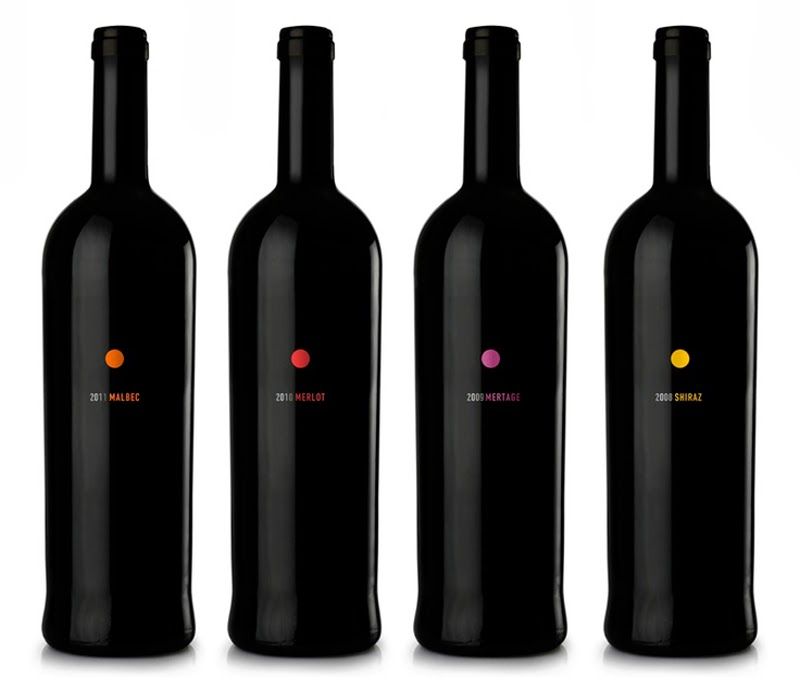 Tendencias en packaging de vino, Dot Wines