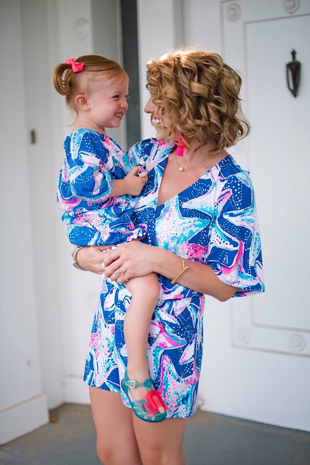 Lilly Pulitzer - Click through to see more on Something Delightful Blog