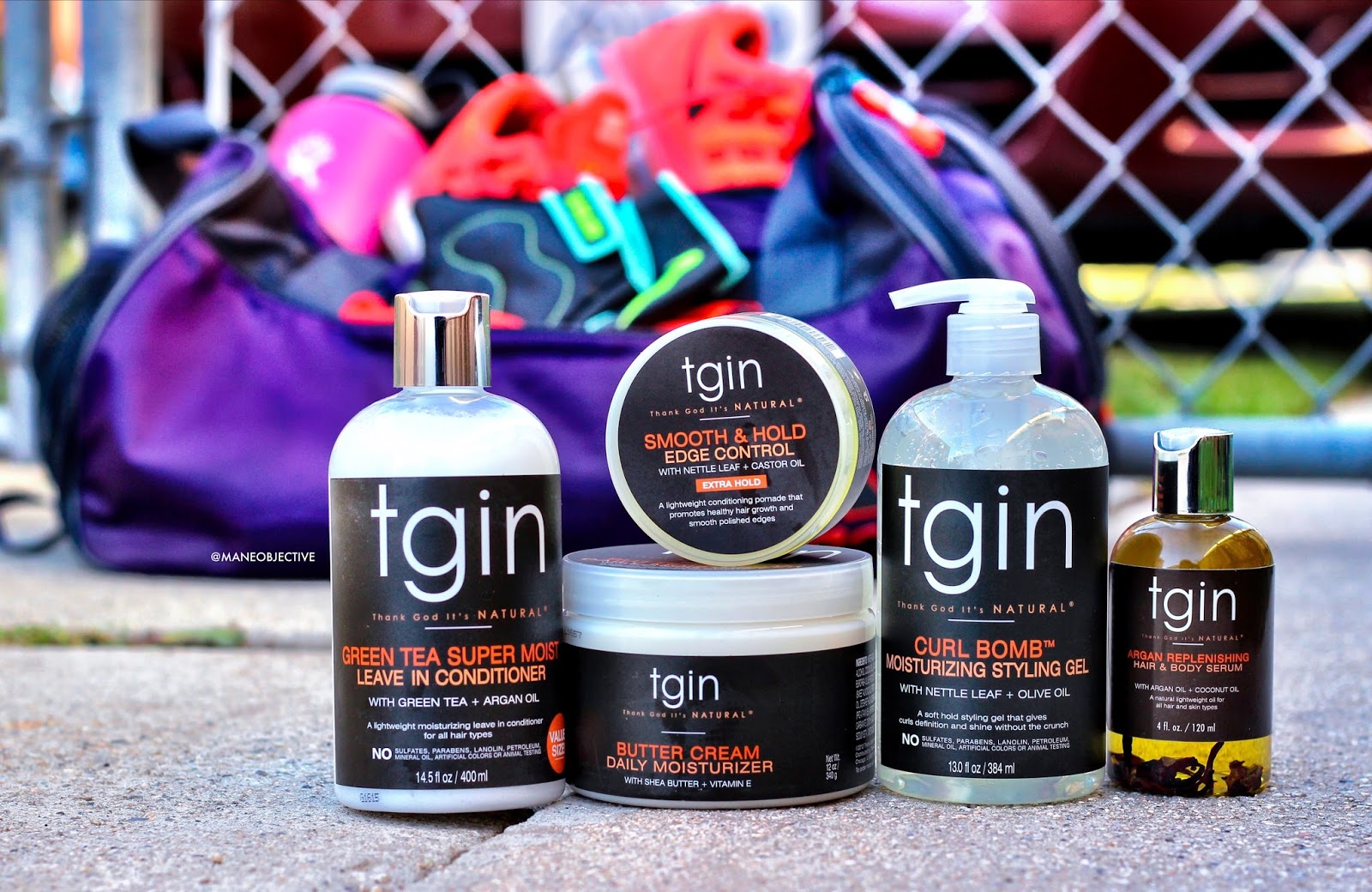 Review Working Out With Tgin S New Curl Bomb Styling Gel Smooth