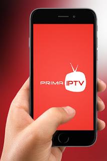 تحميل تطبيق Prima IPTV Apk + code لمشاهدة القنوات التلفزيونية العربية والعالمية مجاناً بدون إعلانات مزعجة
