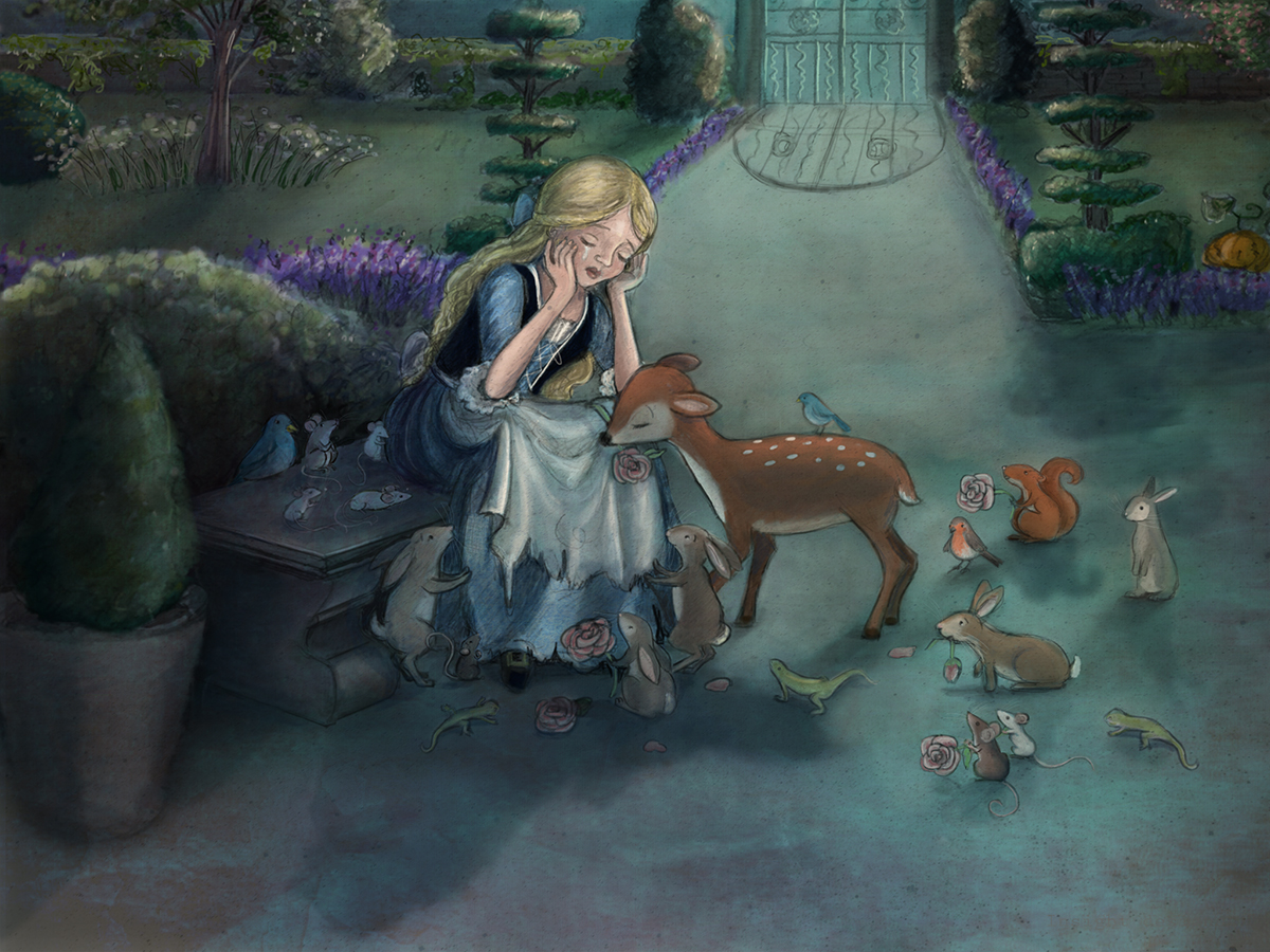 Sue rundle hughes illustrator cinderella you can see more of my illustrations on the ustyme app firstly i had to design the characters so this is what i came up with that my art director liked voltagebd Gallery