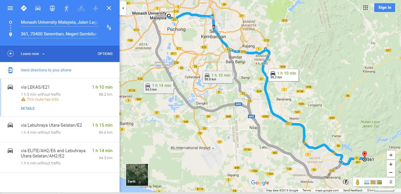Hiking And Stuff Gunung Angsi A Transhike From Ulu Bendol - Put us on the map
