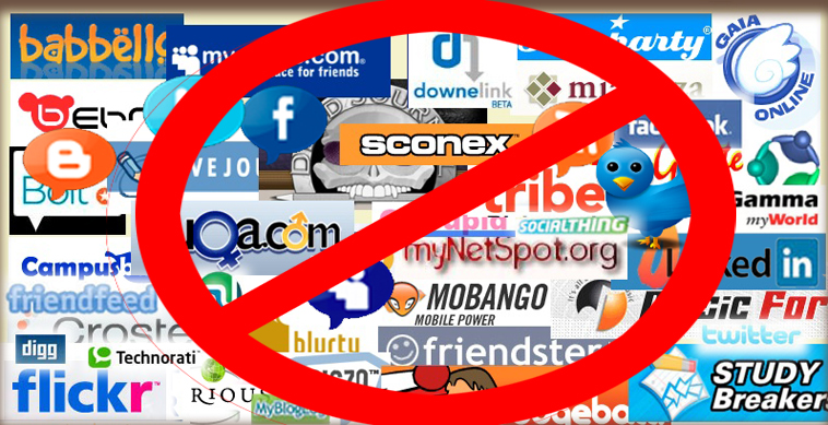 banned sites by internet censorship