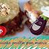 """Recette de mini moussaka """"muffin pan mania"""" viande, aubergine, flocons d'avoine (sans gluten)"""