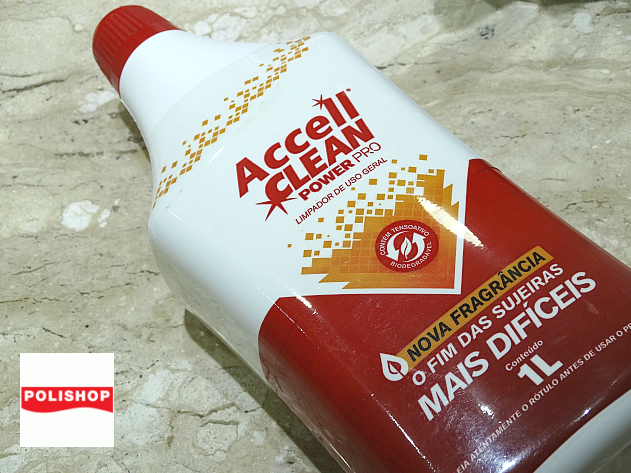 Acell Clean Power Pro da Polishop