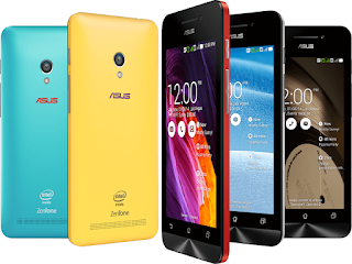 Image Asus ZenFone A450CG Firmware Driver