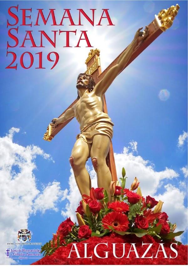 Programa, Horarios e Itinerarios Semana Santa Alguazas (Murcia) 2019