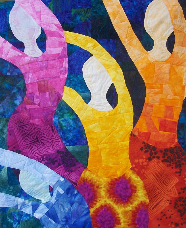 Creations - Quilts, Art, Whatever by Nina-Marie Sayre: Finding Your ...