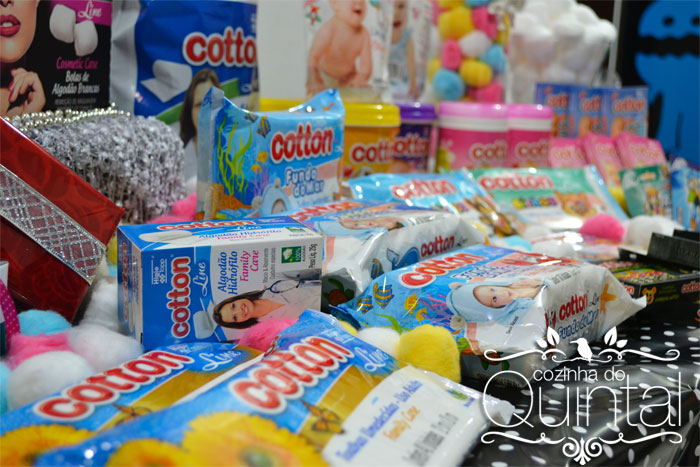 Produtos Cotton Line fizeram a alegria das amigas conectadas