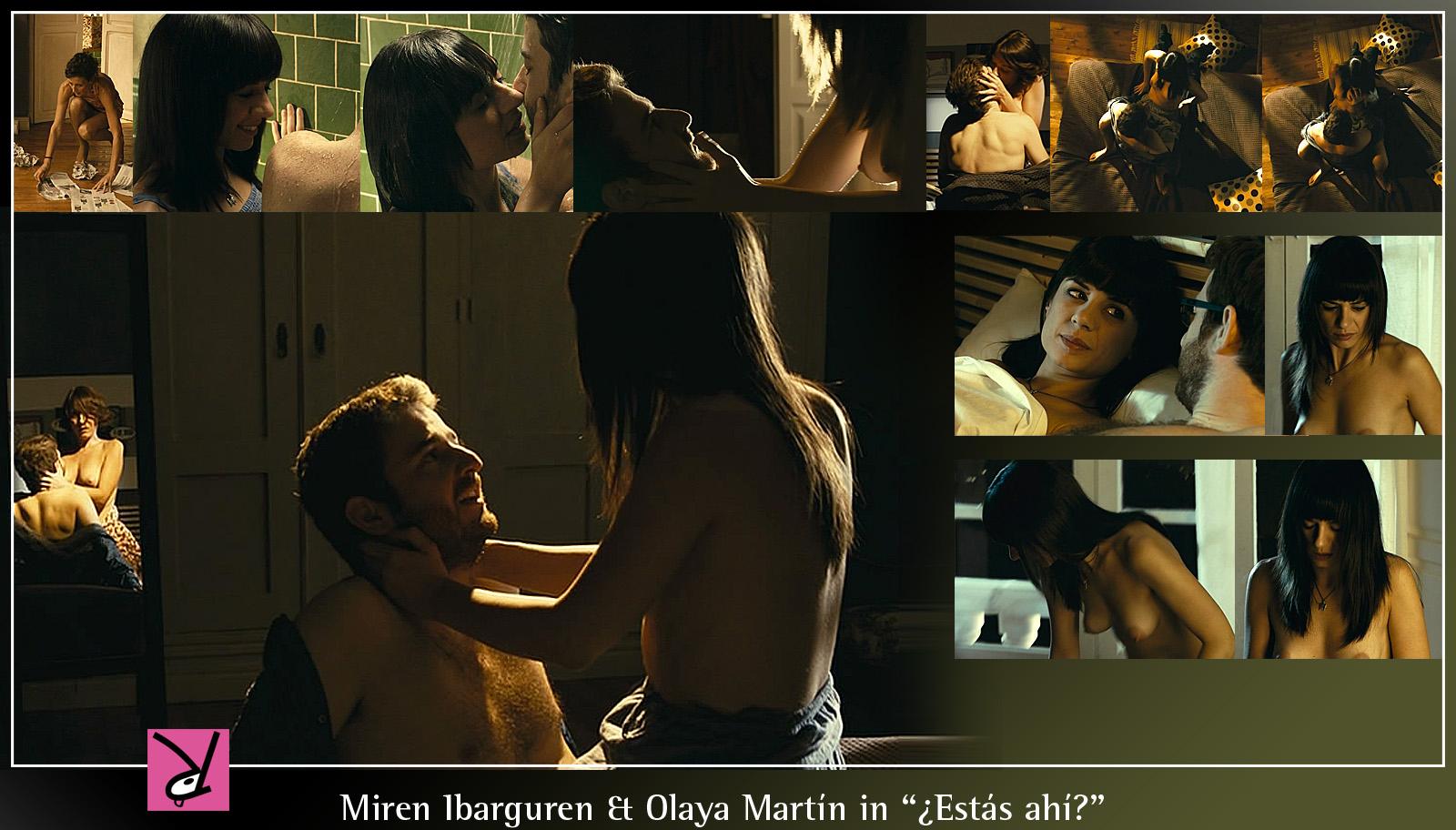 Todofakes Miren Ibarguren Desnuda 03