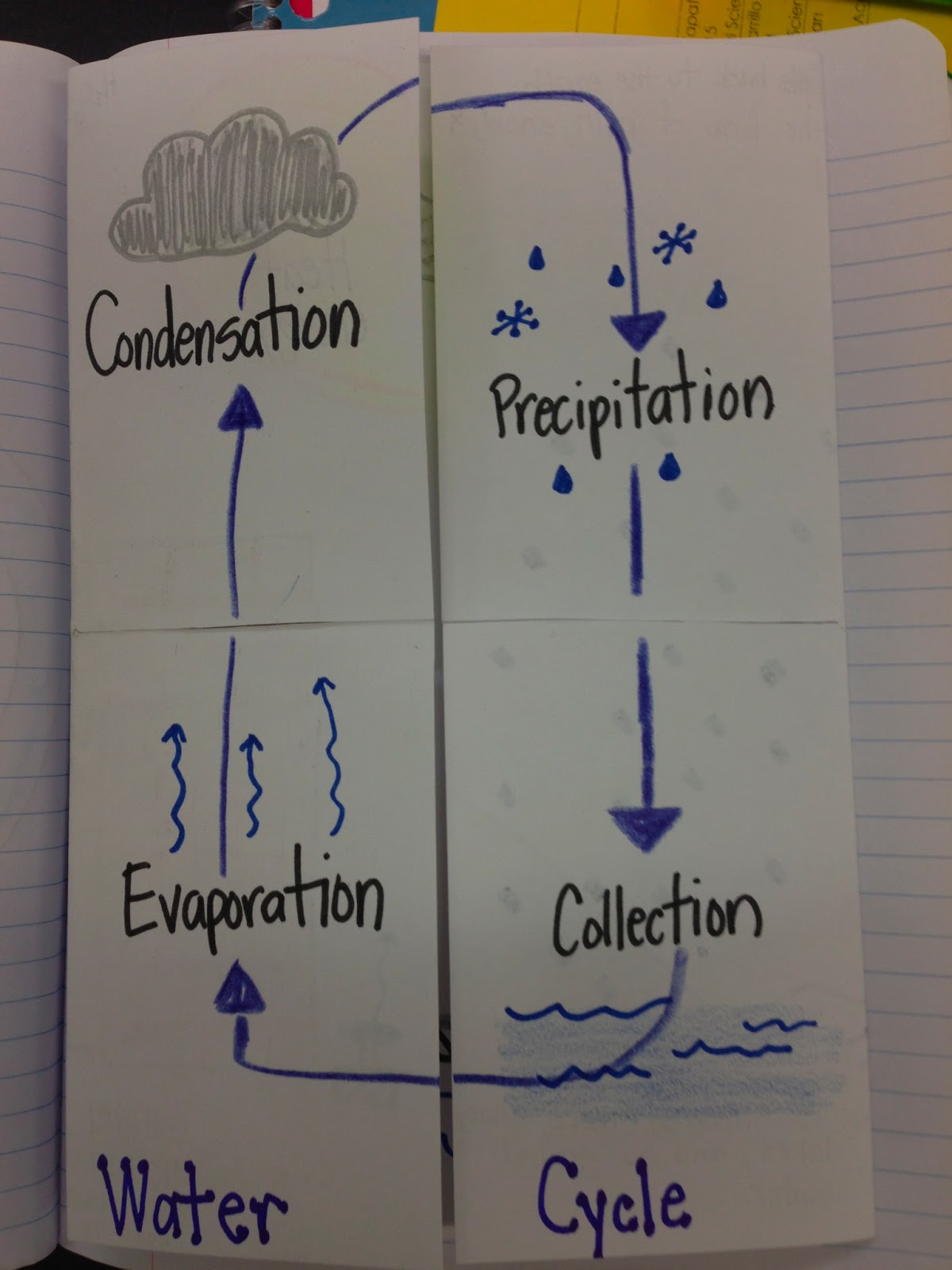 Investigations on how precipitation and condensation are formed first we did the investigation took two cups filled with warm water also ever  teacher cycle rh everateacherspot