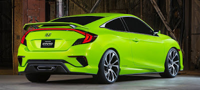 Honda Civic 2018 Concept, Review, Specs, Price