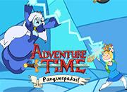 Adventure Time en Panquespadas juego