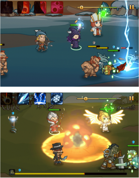 Download Pocket Heroes Full Version Mod Unlimited Coin