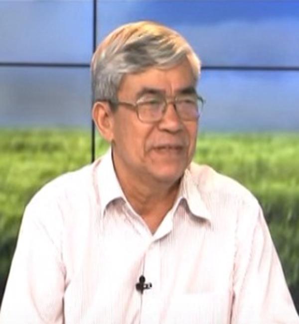 TS Bùi Quang Tề : Chuyên viên Viện Nghiên cứu nuôi trồng thủy sản 1