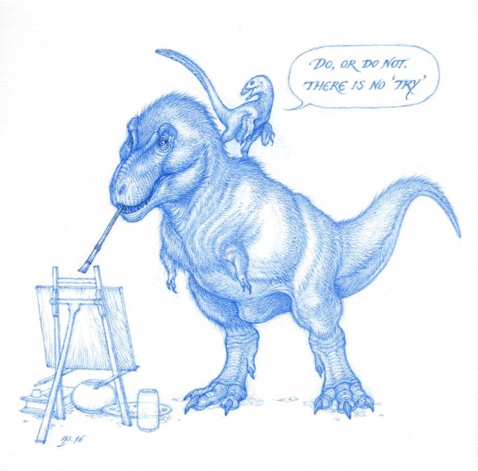 Win The Tyrannosaur Chronicles!