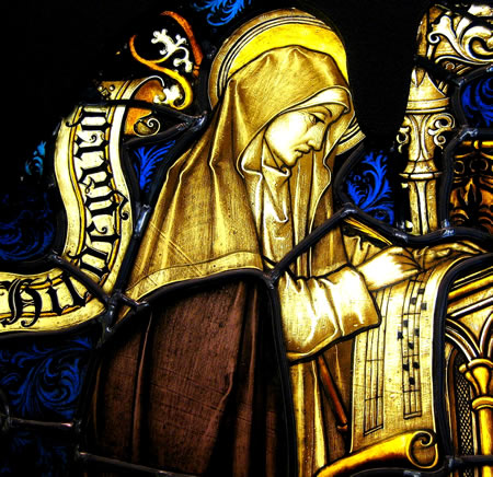 Hildegard of Bingen - Theologian and Visionary