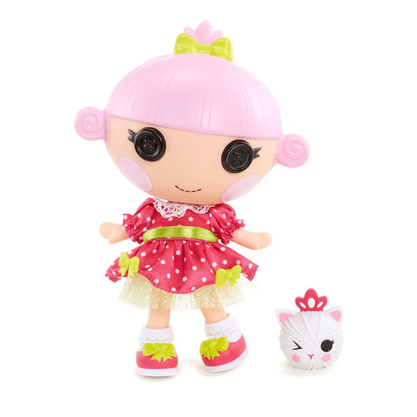 Lalaloopsy Littles Super Silly Party Doll- Trinket Sparkles